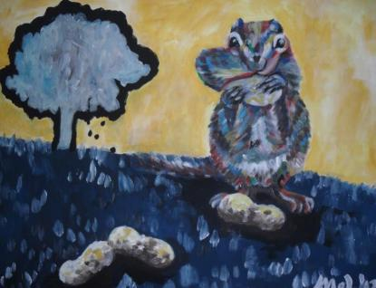 2012 Nut monster