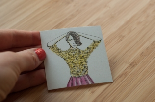 Visitenkarte Elise II