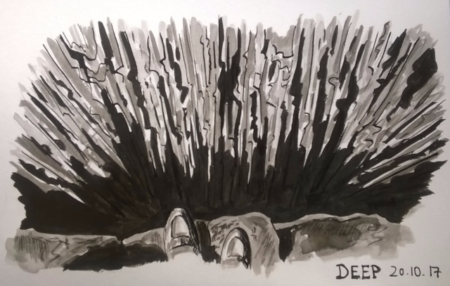 201017 Deep Inktober