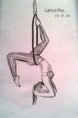 171017 Graceful inktober aerial hoop