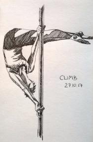 271017 Climb inktober