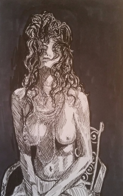 1712 ink by Mel
