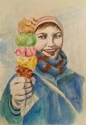 1801 Winter Icecream