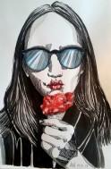 180119 Strawberry kiss