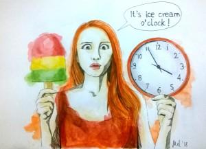 1802 Ice cream time