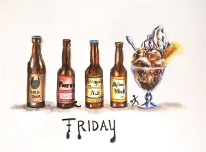 1803 Friday by Mel