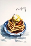 1803 Sunday by Melanie Franz