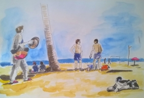 1803 Tulum beach 2