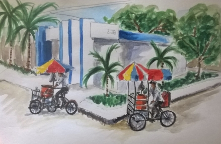 1803 Tulum Tricycle by Mel