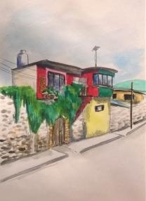 1804 Malinalco green house