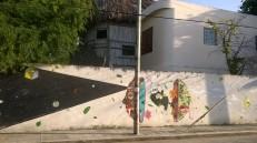 1803 Tulum Street art