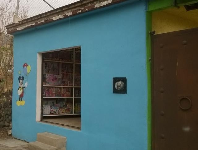 Gift shop Malinalco