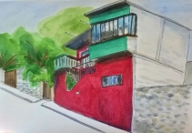 1804 Malinalco red house_Melanie Franz