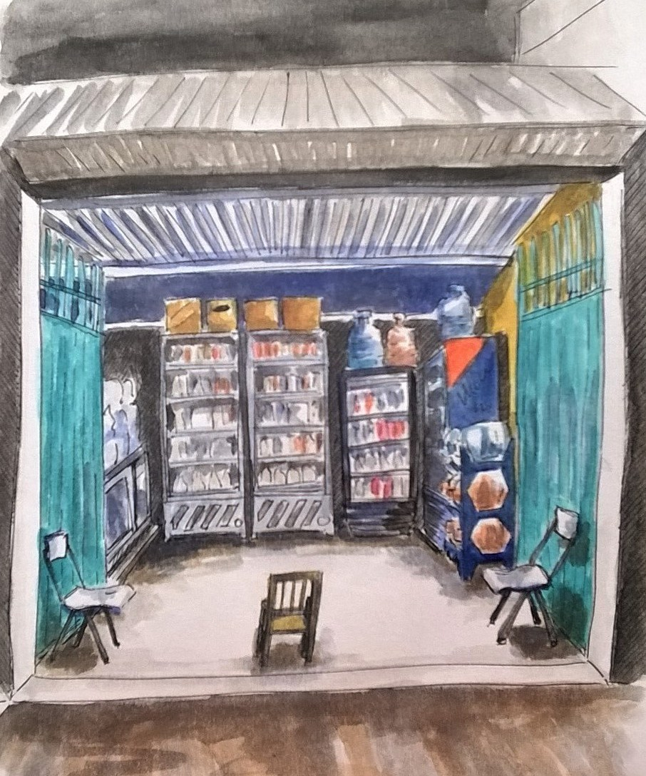 1804 Malinalco shop - Melanie Franz