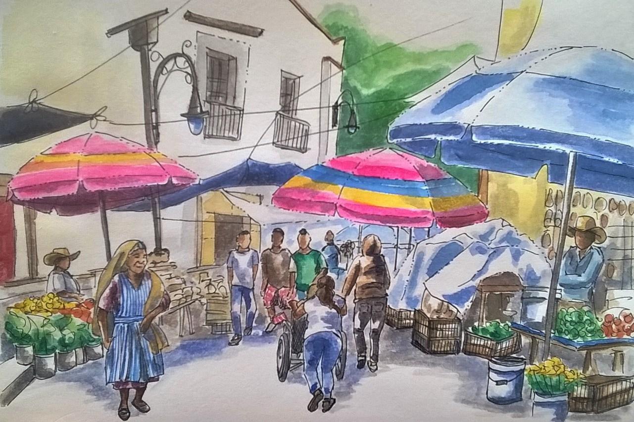 1806 Malinalco Mercado rain_Melanie Franz