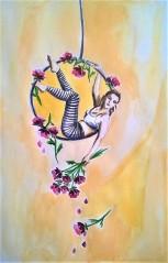 180711 Beautiful Blooms_worldwatercolormonth _ Melanie Franz