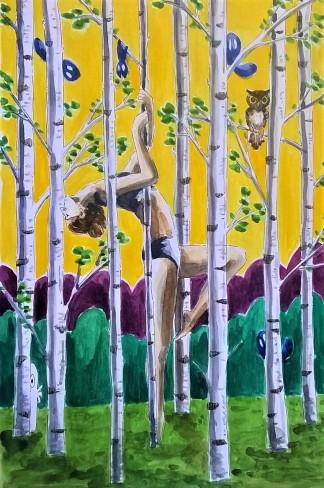 180712 Forest animals - edited Melanie Franz