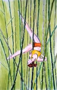 180801 In the jungle Melanie Franz