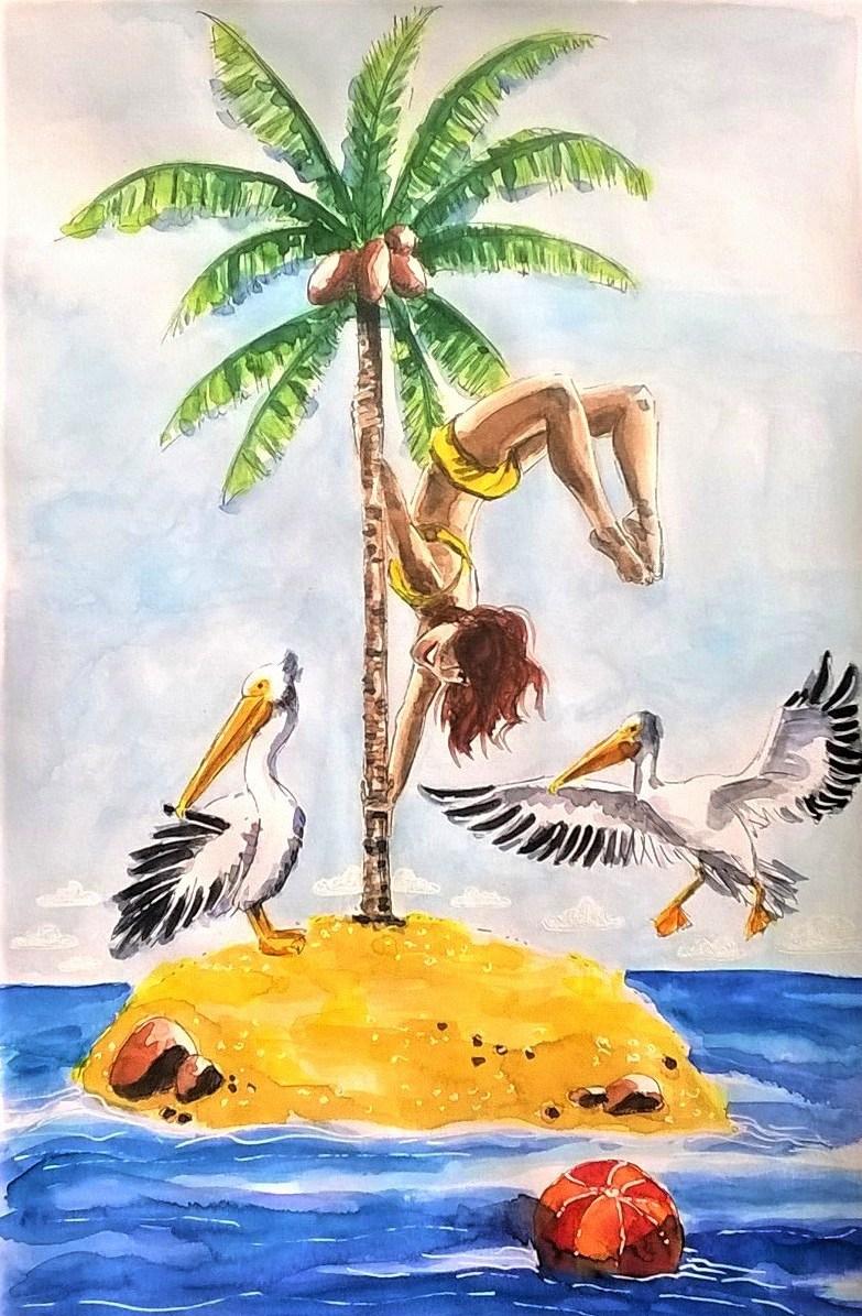 180816 Exotic location _ Melanie Franz