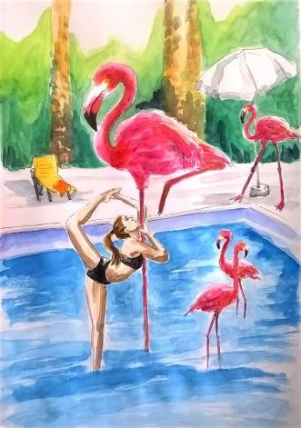 180822 Flamingo 2 _Melanie Franz