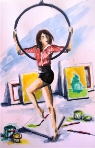 180823 Painter _Melanie Franz