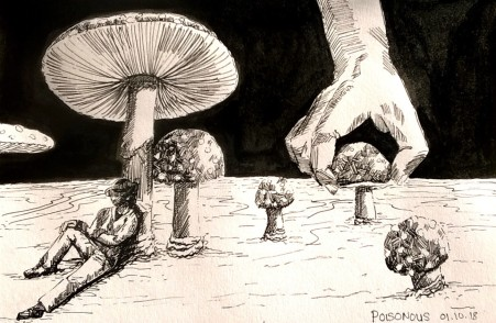 181001 Poisonous _ Melanie Franz