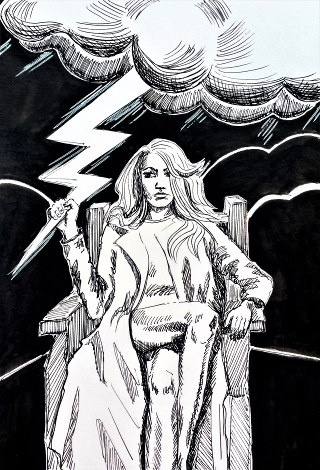 181027 Thunder_Inktober_Melanie Franz