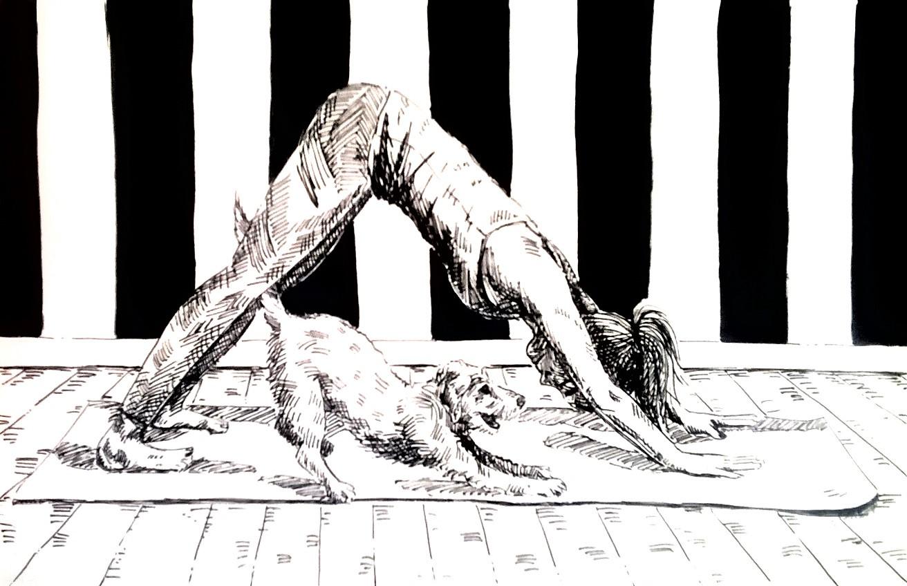 181115 Stretch_Melanie Franz_Inktober