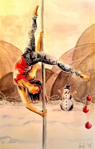 181220 Snow man_Melanie Franz
