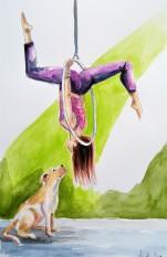 190223 dog hoop time_Melanie Franz