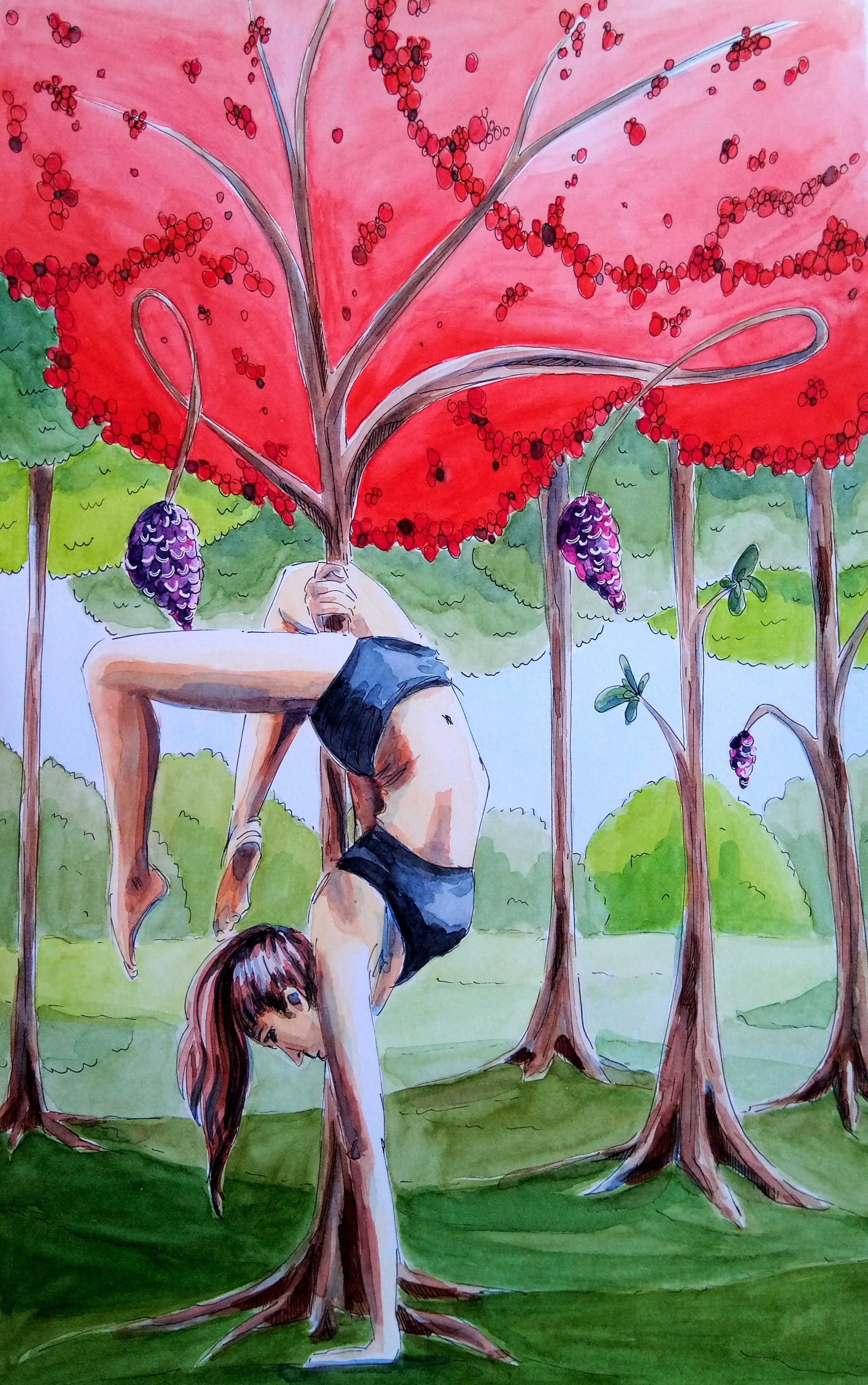 190327 magic forest acrobatics_Melanie Franz