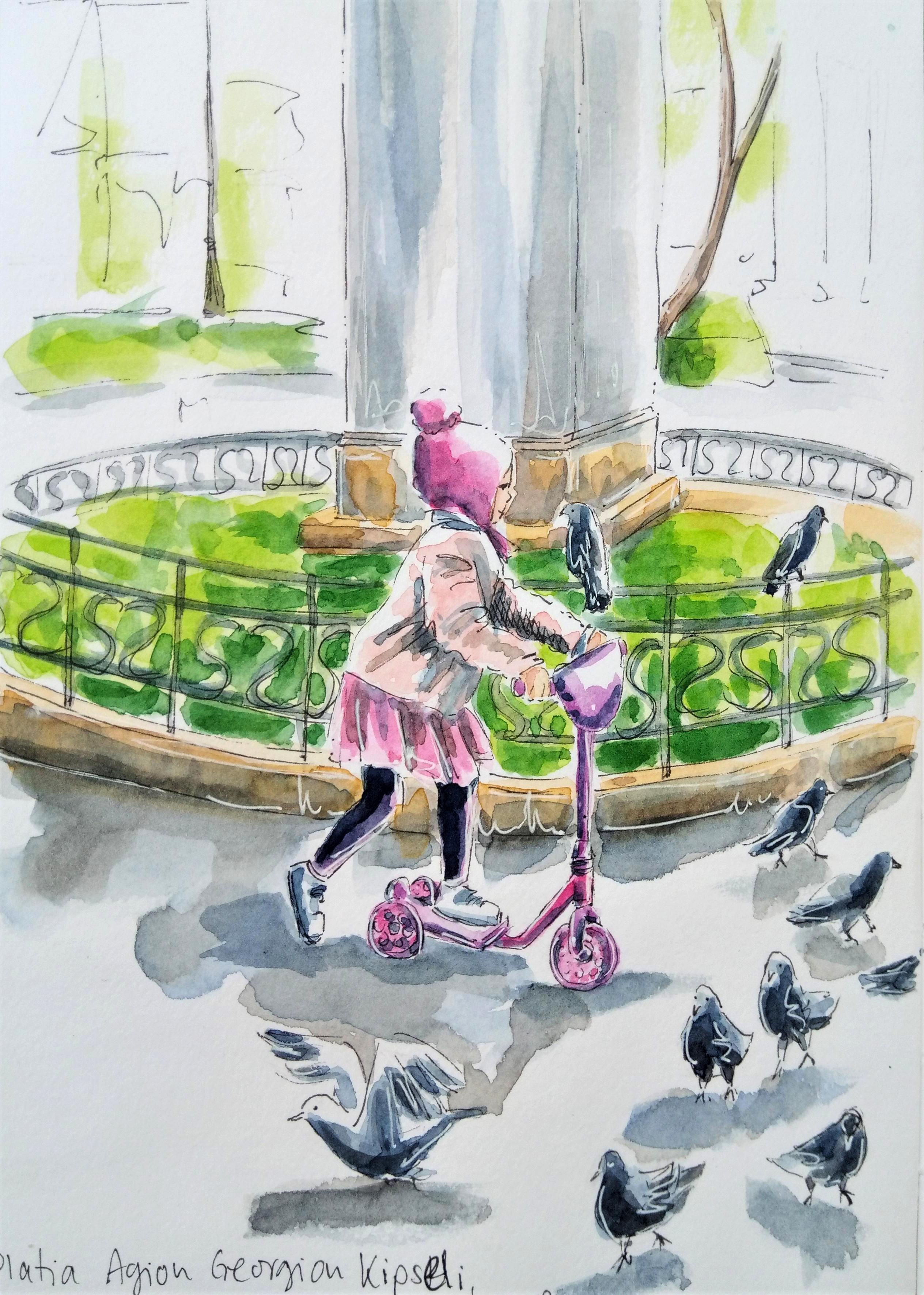 190504 Patia Agiou Square kypseli Athens_Melanie Franz