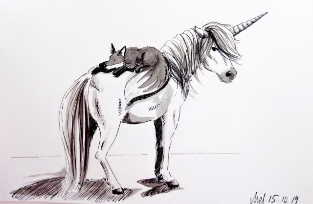 191015 Unicorn and fox_Melanie Franz