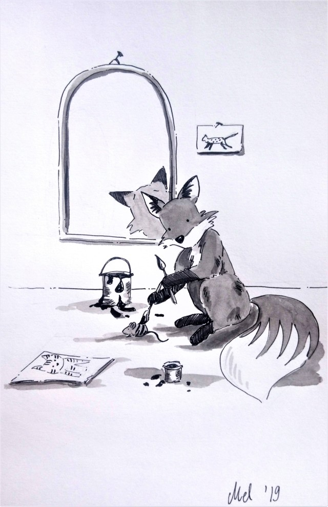 200102-fox-painting-mouse_Melanie Franz