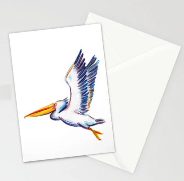 society 6 card Melanie Franz
