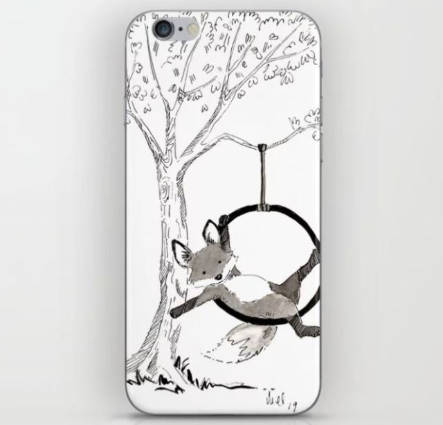 society 6 phone cover Melanie Franz