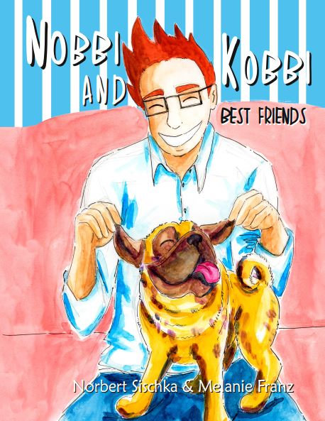 Cover Nobi and Kobbi Melanie Franz