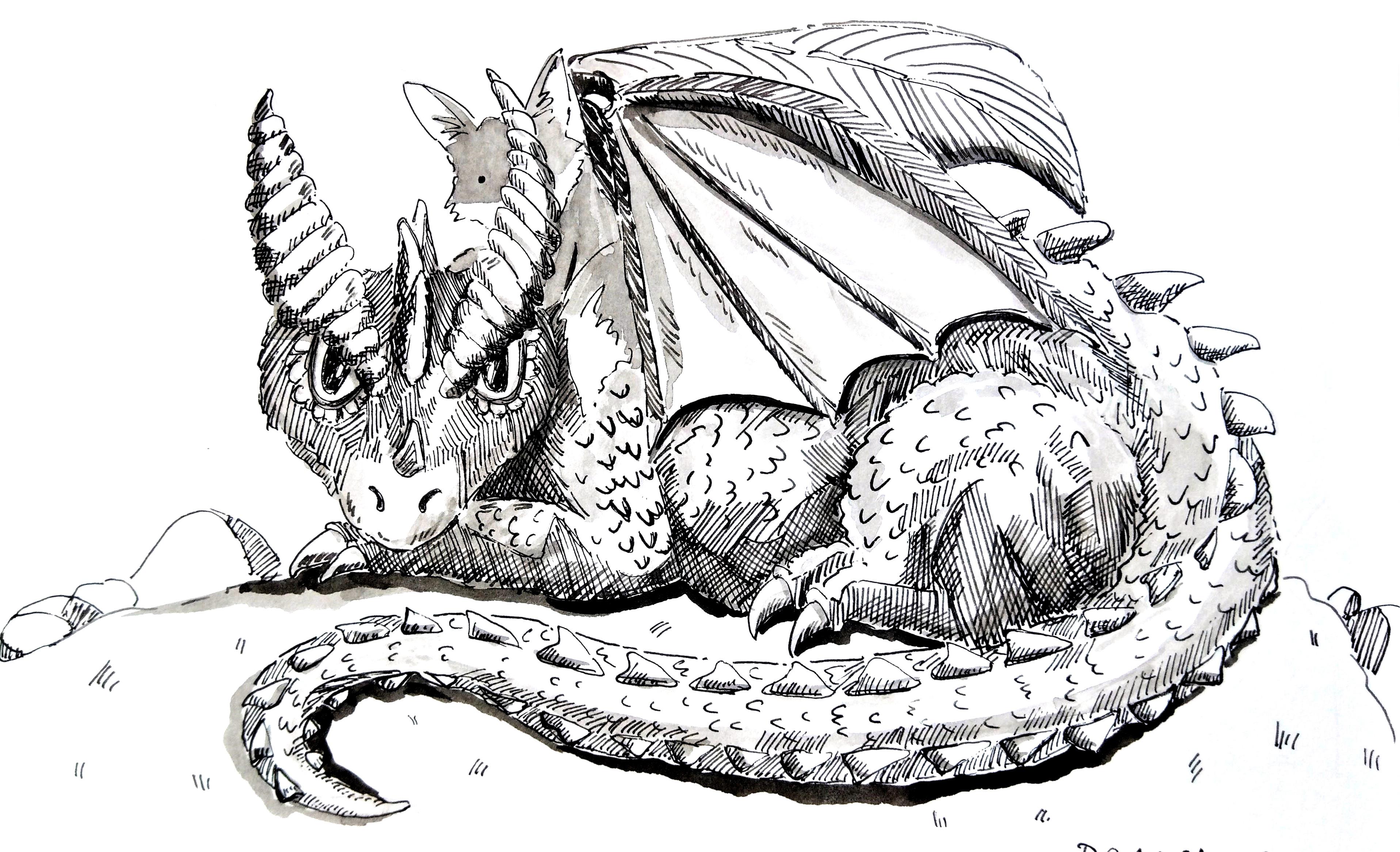 191012 Dragon _ Melanie Franz