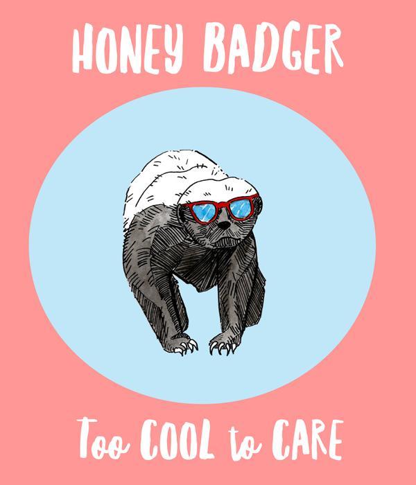 1-honey-badger-pink Melanie Franz