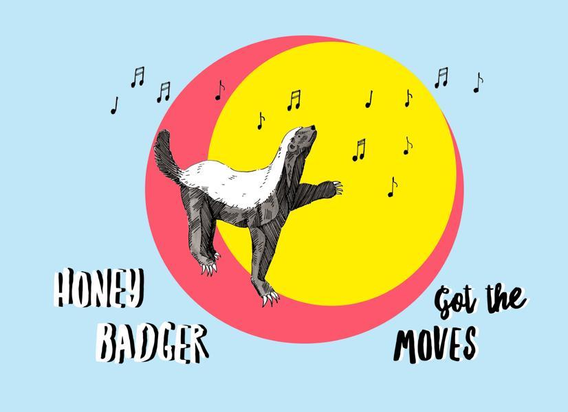 3-honey-badger-moves-Melanie Franz