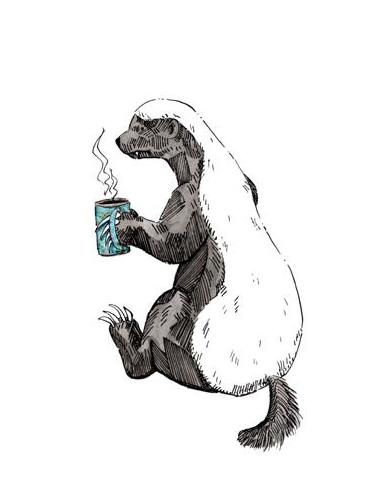 5-honey-badger-coffee Melanie Franz